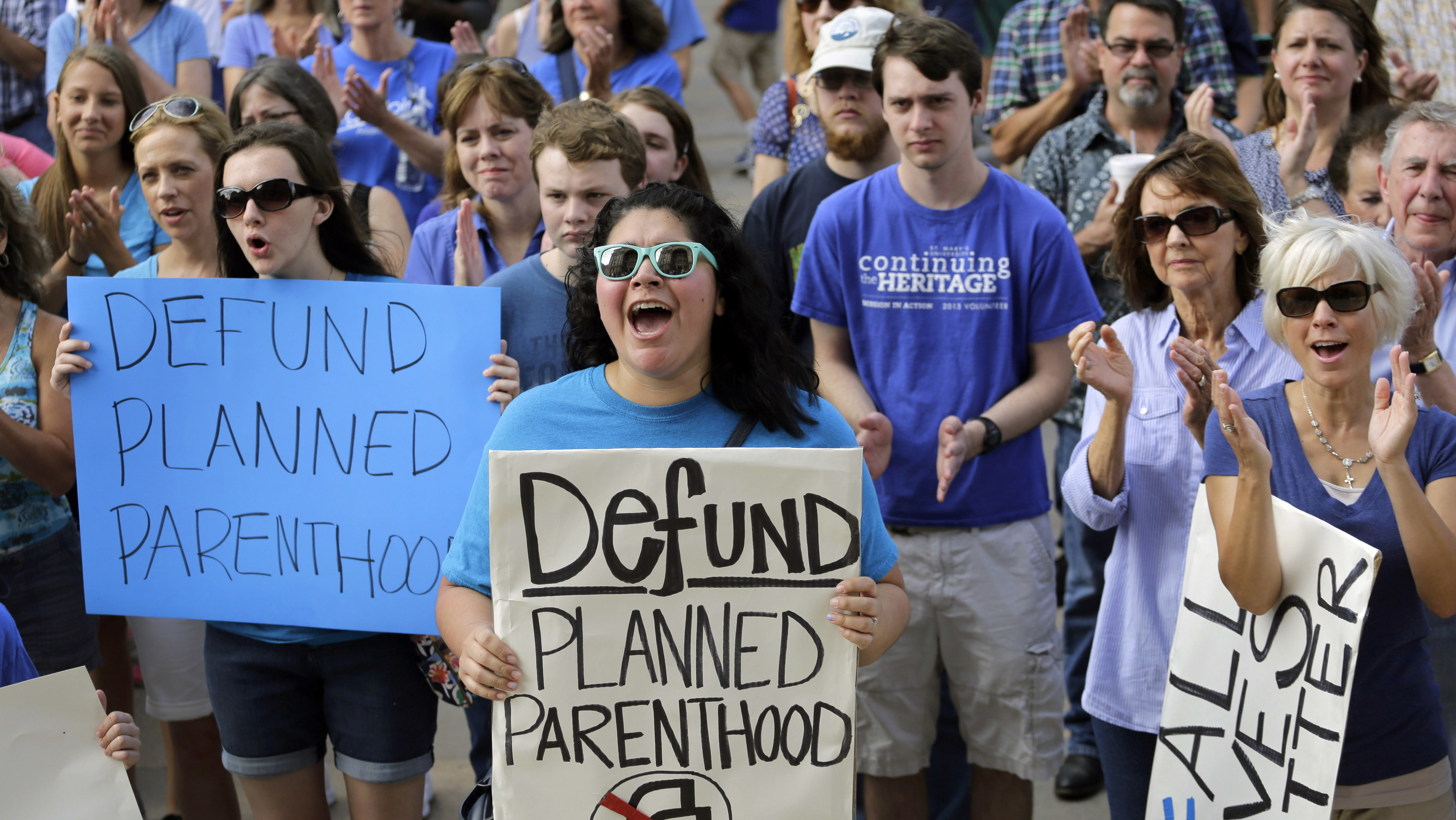Texas Used Disputed Undercover Videos to Justify Defunding Planned Parenthood
