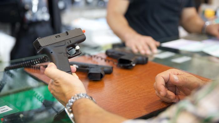 Israelis Are Buying a Ton of Guns Amid Current Violence