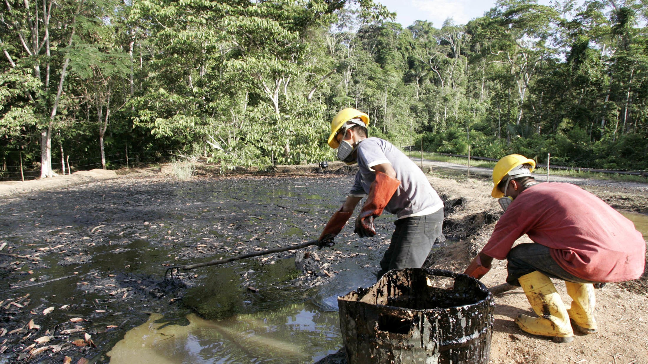 There Is Persistent Contamination at Former Chevron Sites in the Amazon