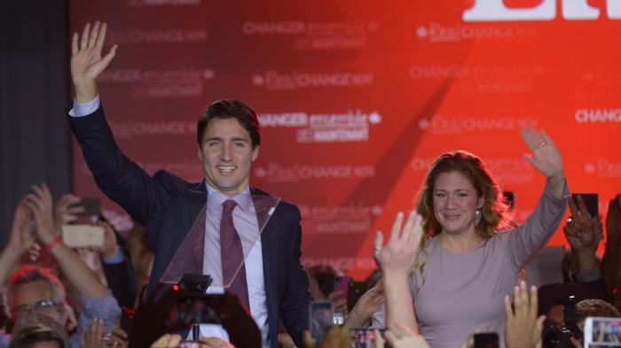 Jubilation in Montreal as Trudeau Ushers in 'New Generation' of Leadership