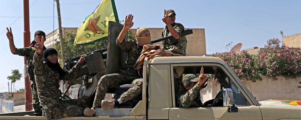 Tal Abyad Has Declared Autonomy — and That May Worry Turkey