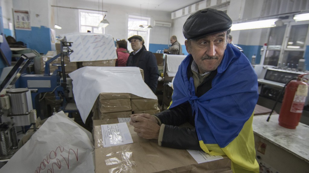 Fraud Accusations and Chewbacca's Arrest Have Marred Ukraine's Tense Elections