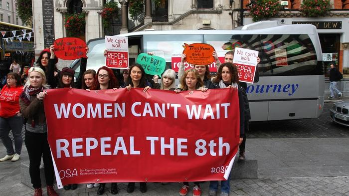 'I'm in Trouble': The Women Boarding Ireland's Illegal Abortion Bus