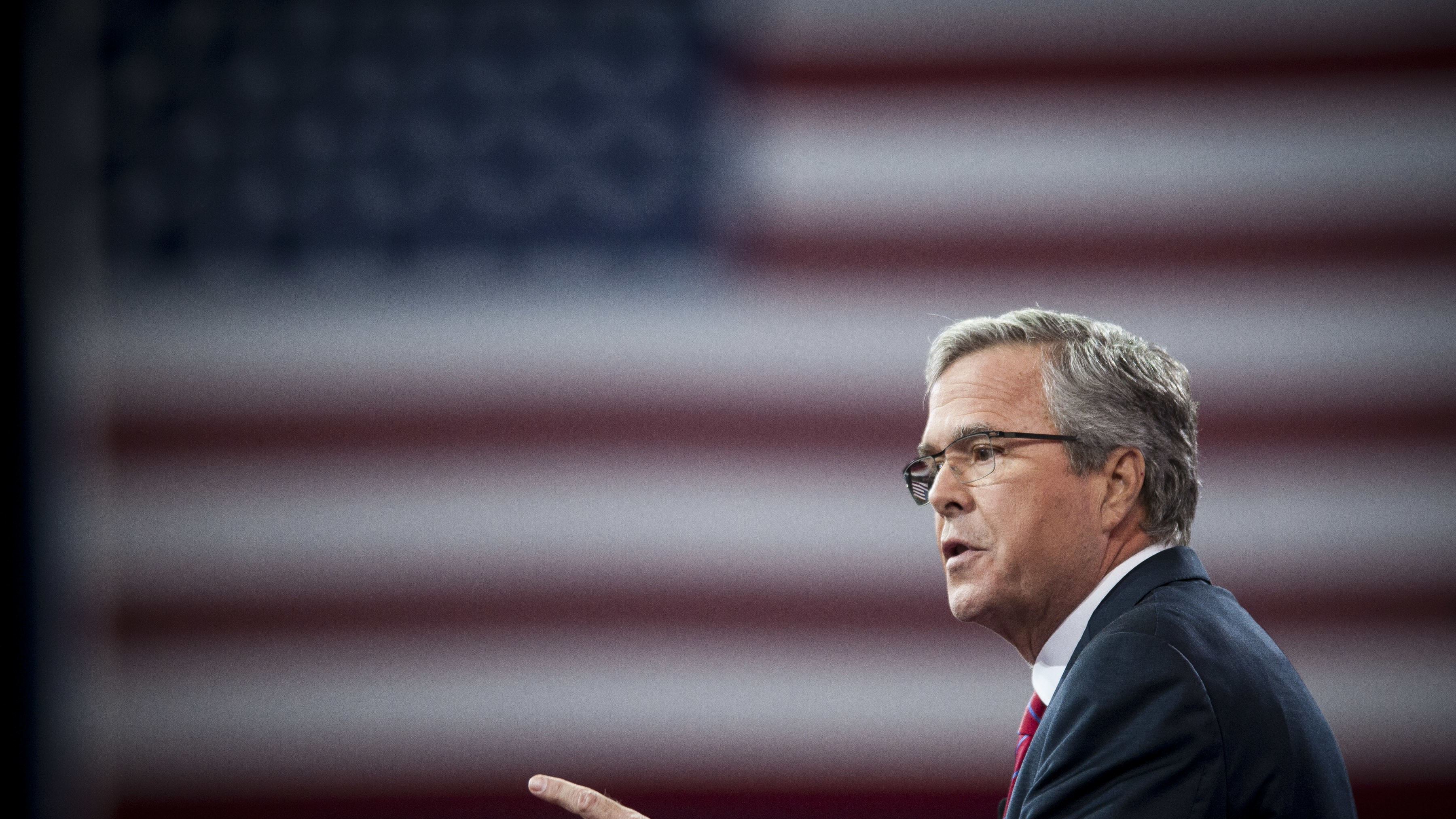 One of the 'Cool Things' Jeb Bush Did Before Running for President Was Get Filthy Rich