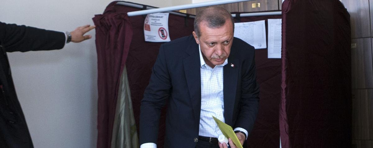 How President Erdogan Is Casting a Dark Shadow Over Turkey's Election