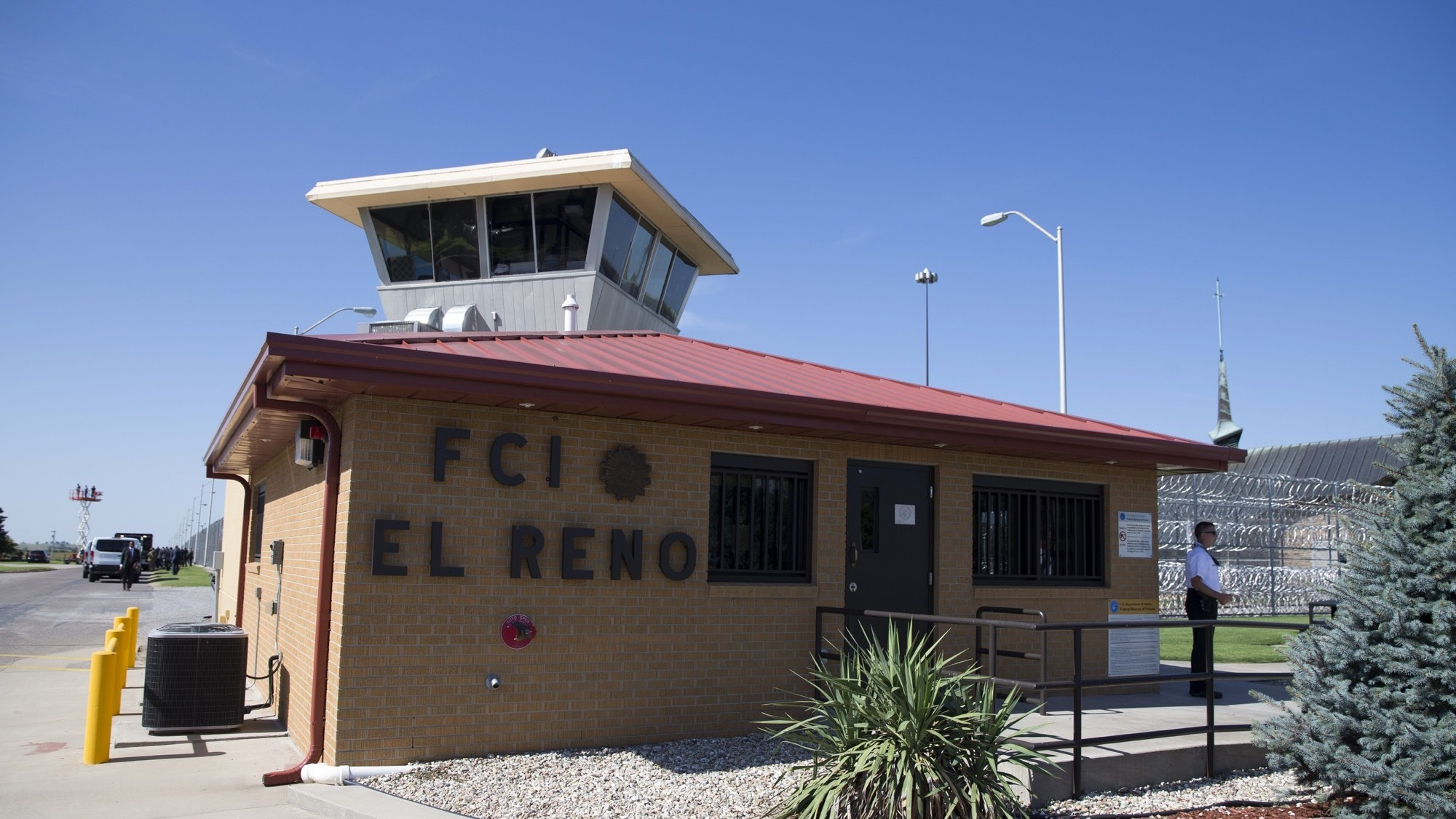 A Third of the Inmates Being Released Early from US Federal Prison Face Deportation
