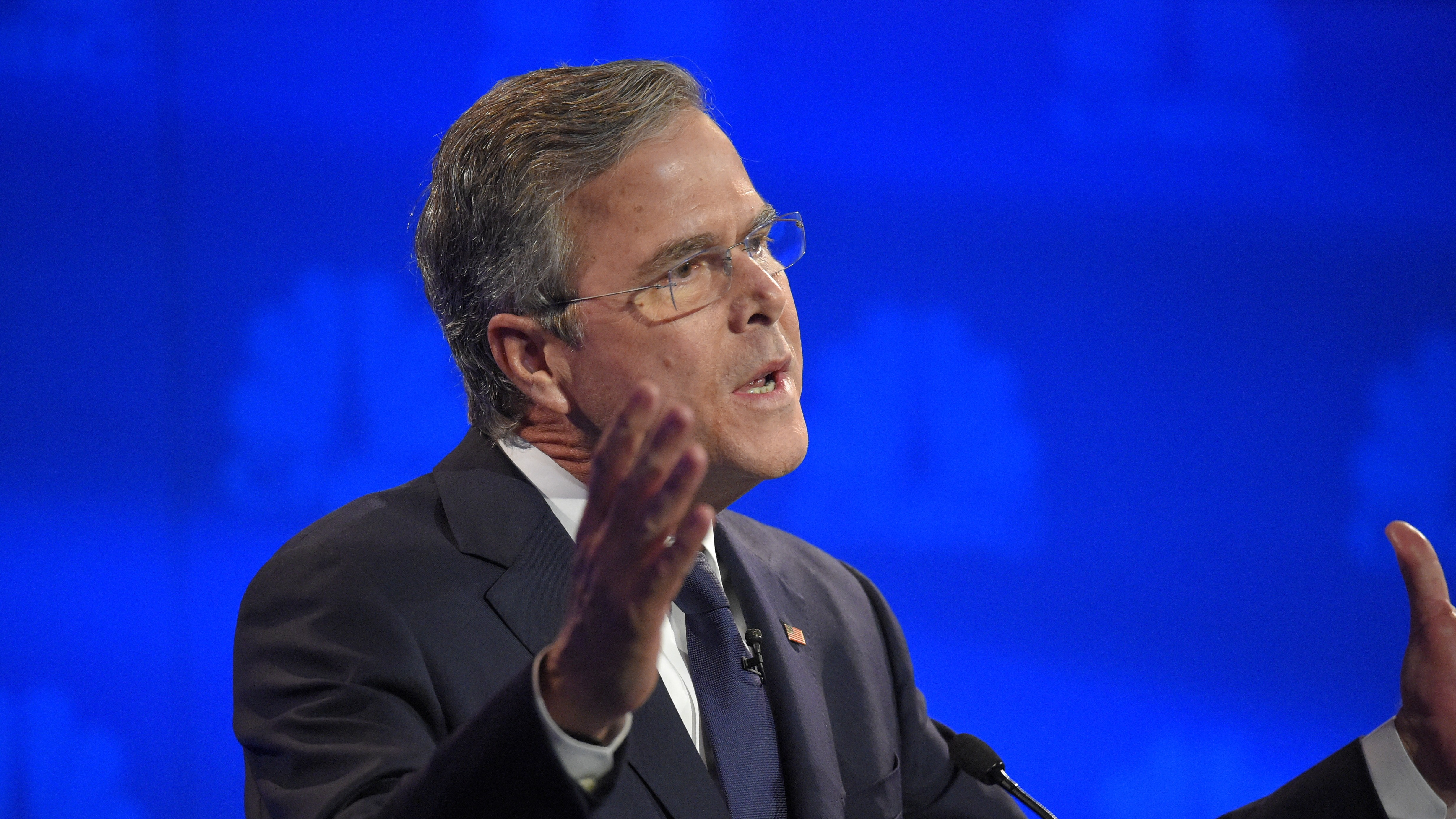 Yes, Jeb Bush Screwed Up Last Night — But Don't Count Him Out of the Race Just Yet