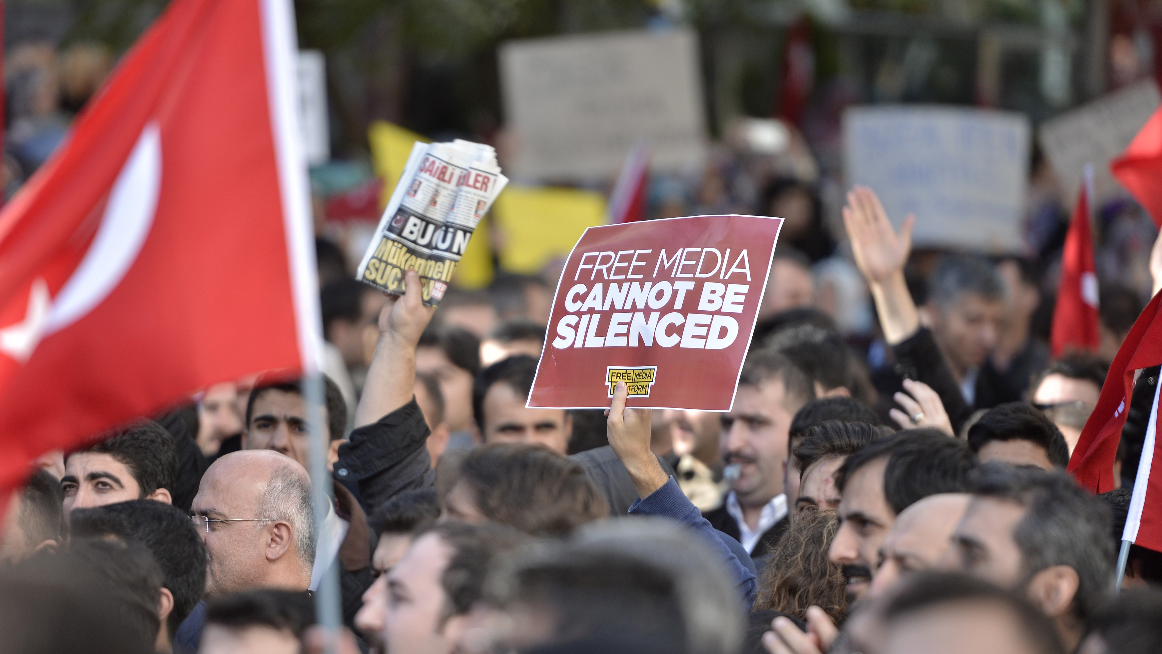 #FreeRasool: International News Editors Express Concern Over Turkish 'Climate of Intimidation'