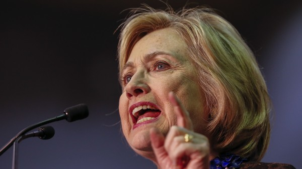 Hillary Clinton Says There's a Lot of Evidence ExxonMobil Misled the Public on Climate Change