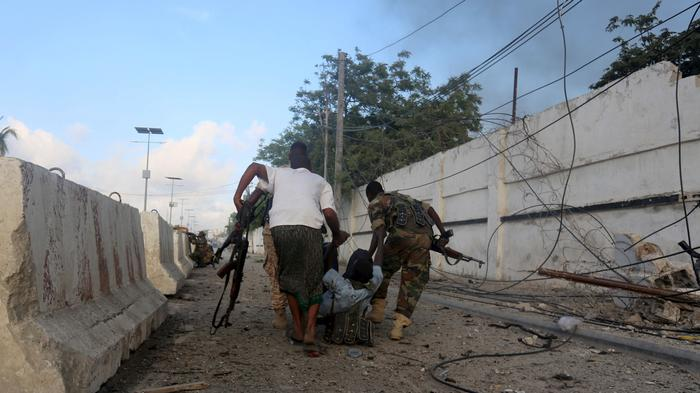 At Least 13 Dead After al Shabaab Bombing and Shootout at Mogadishu Hotel