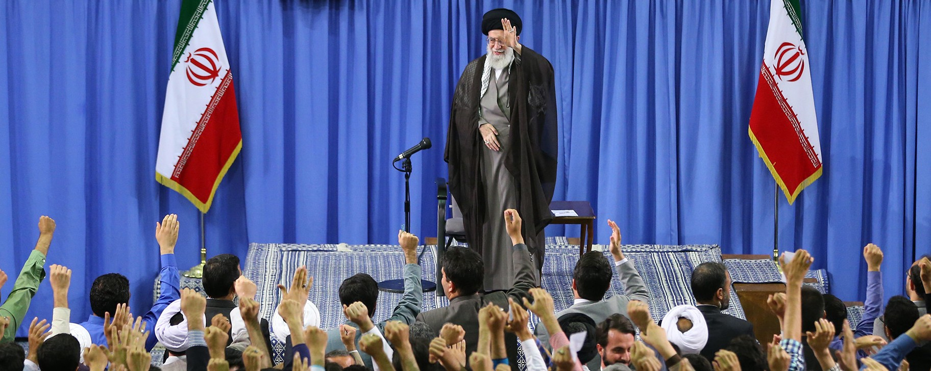 When Iran's Supreme Leader Says 'Death to America' He Doesn't Mean You