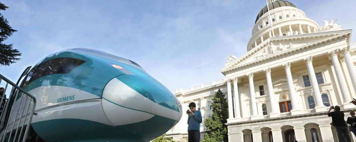 Not So Fast: ETA for California's $68 Billion Bullet Train Project Uncertain as Costs Rise