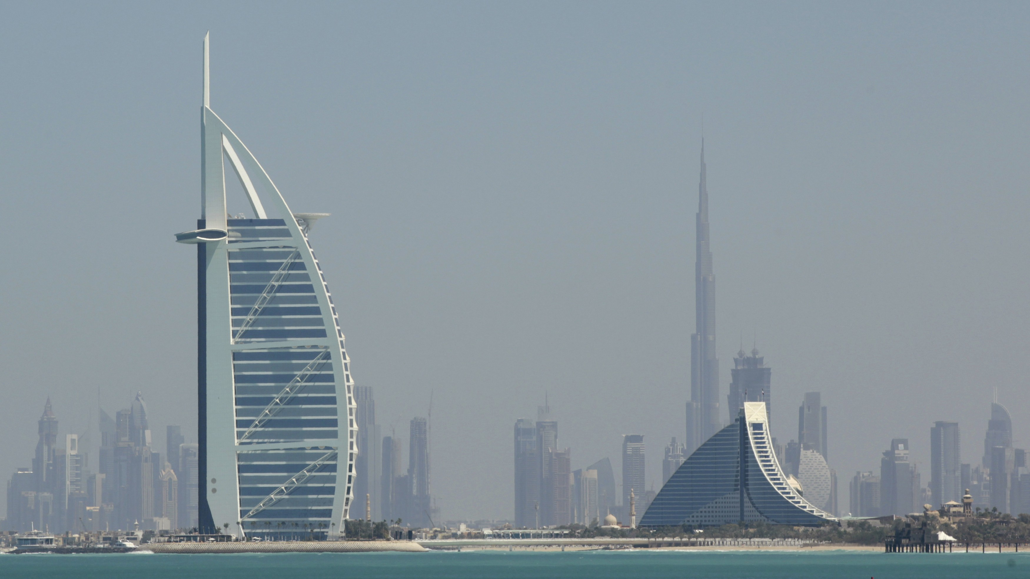 Persian Gulf Nations Might Be Screwed No Matter What the World Does About Climate Change