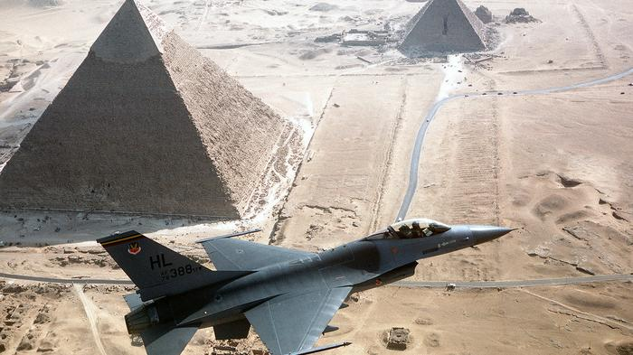 US Arms Exports to Egypt: I Wish I Knew How to Quit You