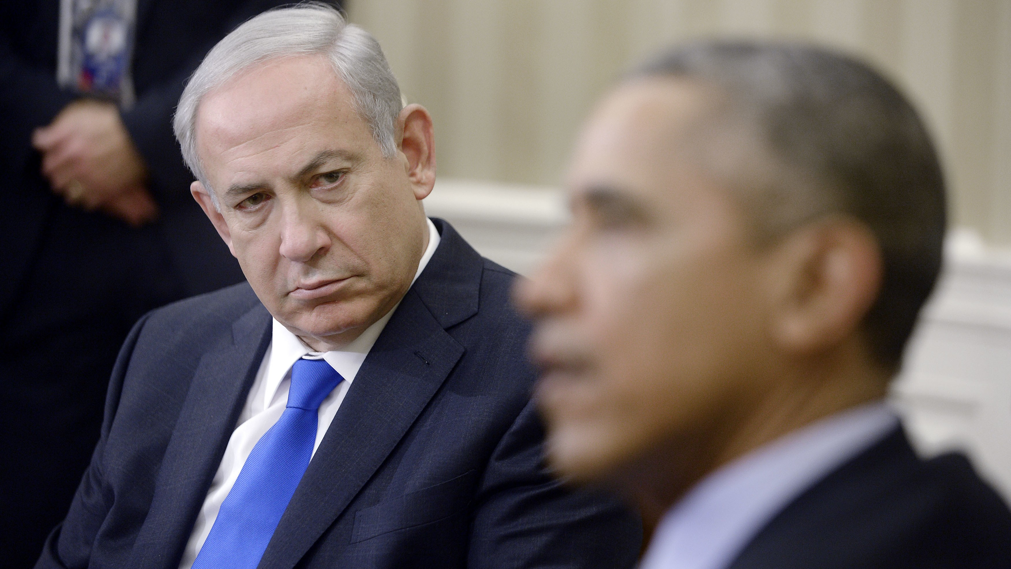 Israel Acts to Expand Settlements in the West Bank as Netanyahu Meets with Obama