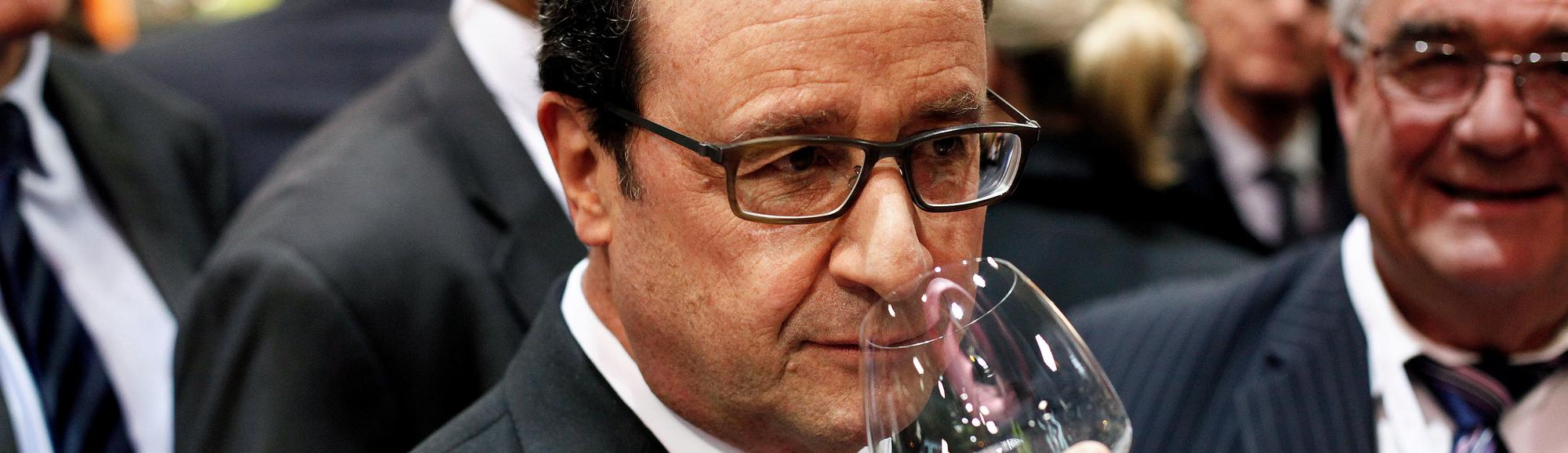 France Won't Dine With Iran Unless Wine Is Served