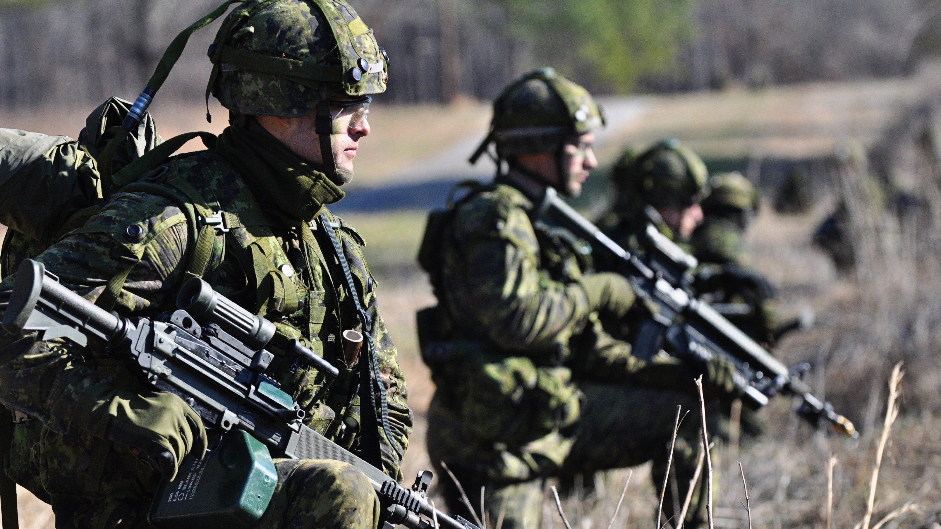 Nobody Knows Just How Big of a Problem Suicide Is in the Canadian Military