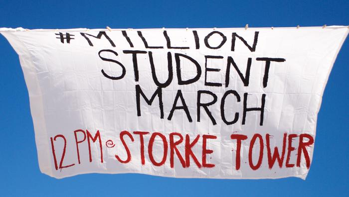 'Million Student March' Wants Free College Education and Debt Forgiveness