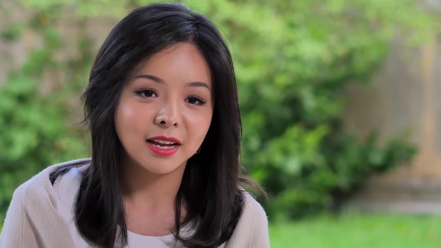The Canadian Beauty Queen Who Is Taking On China's Human Rights Record