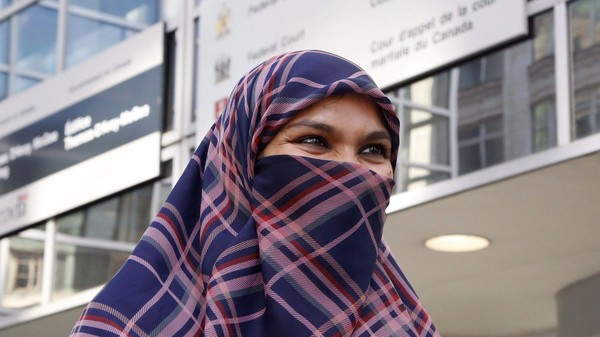 The Legal Battle Over the Niqab Is Over in Canada