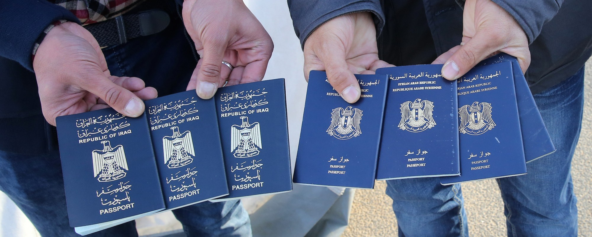 Corrupt Insiders, Lax Laws, and How High-Tech Passport Security Is Backfiring