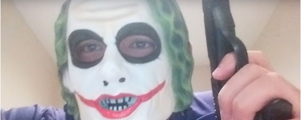 Man in Joker Mask Vows to Kill 'One Arab a Week' Across Quebec