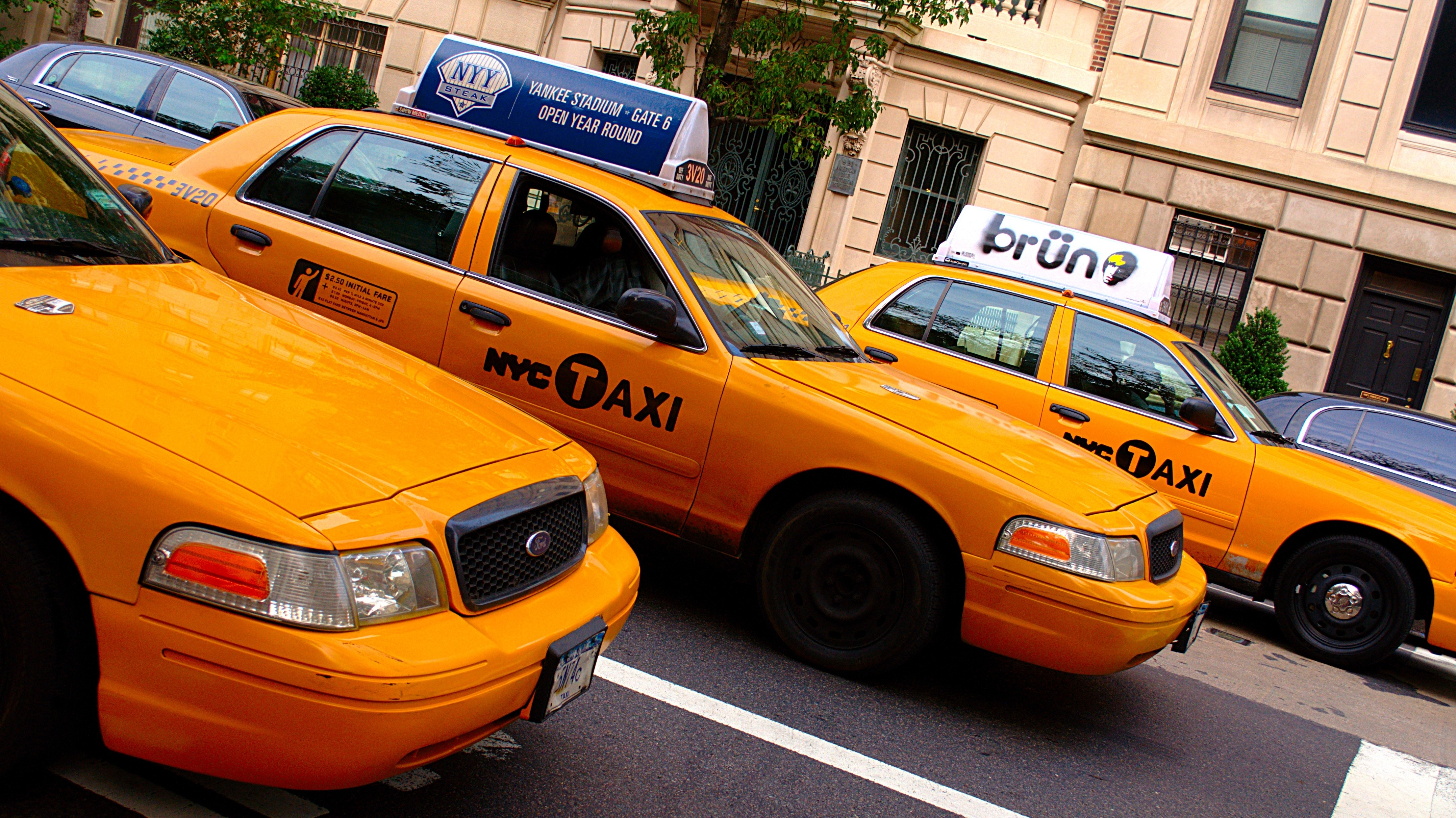 Taxi Companies Are Suing New York City for Letting Uber Kill Their Business