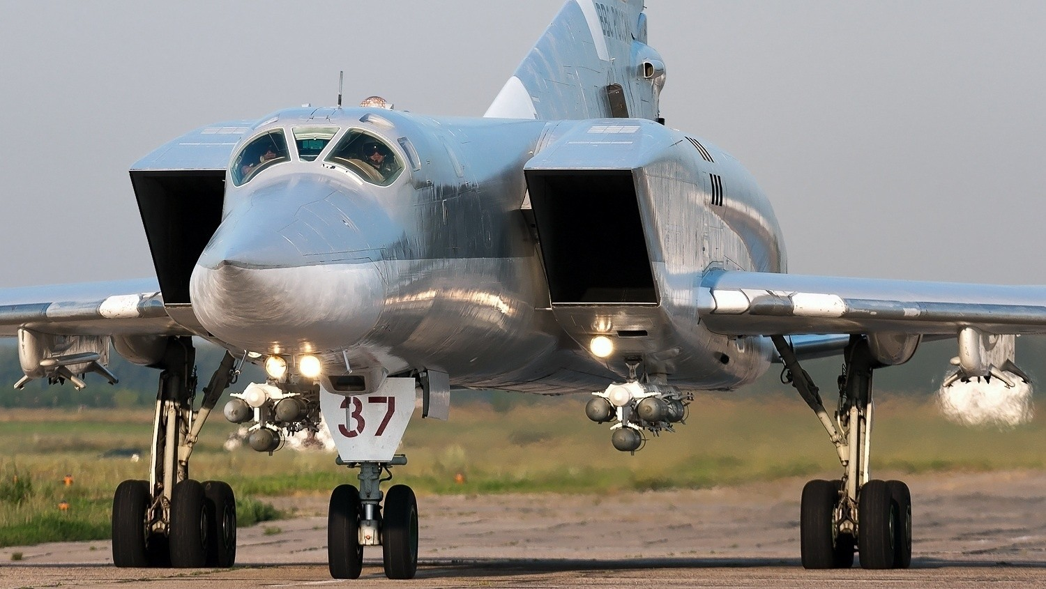 Russian Heavy Bombers Are Hammering Syria — and It's Practice for Bigger Fights