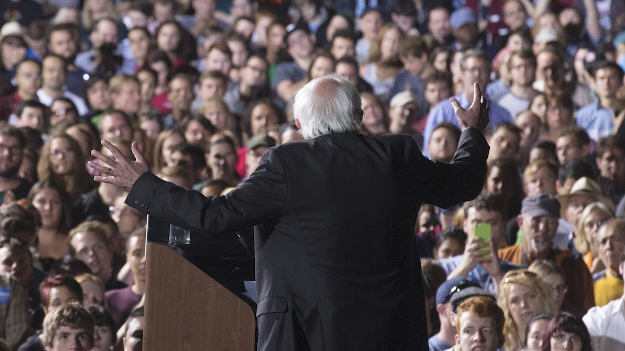 What Exactly Is a Democratic Socialist? Bernie Sanders Offers His Take
