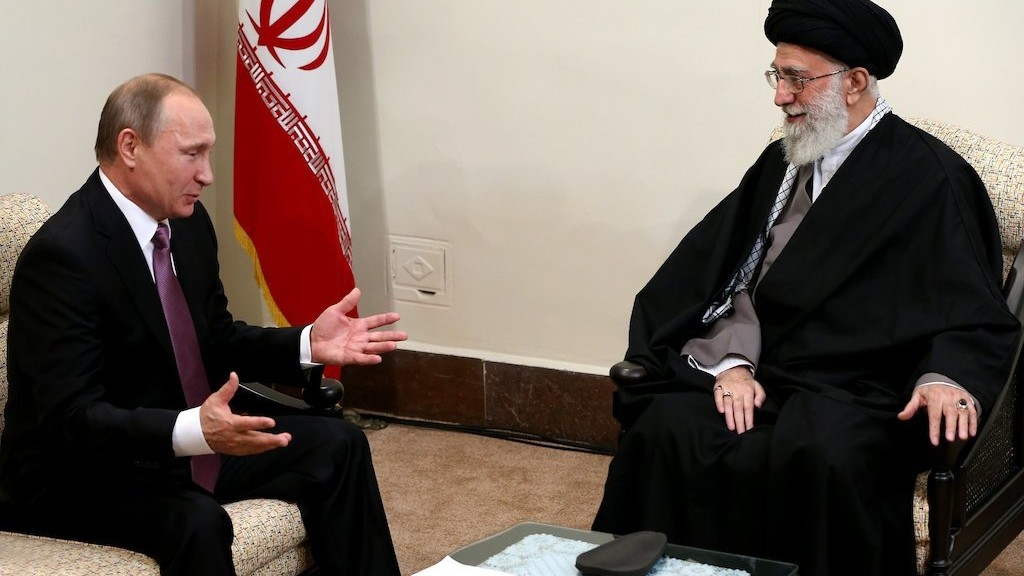 Russia Relaxes Ban on Nuclear Tech Exports to Iran as ...
