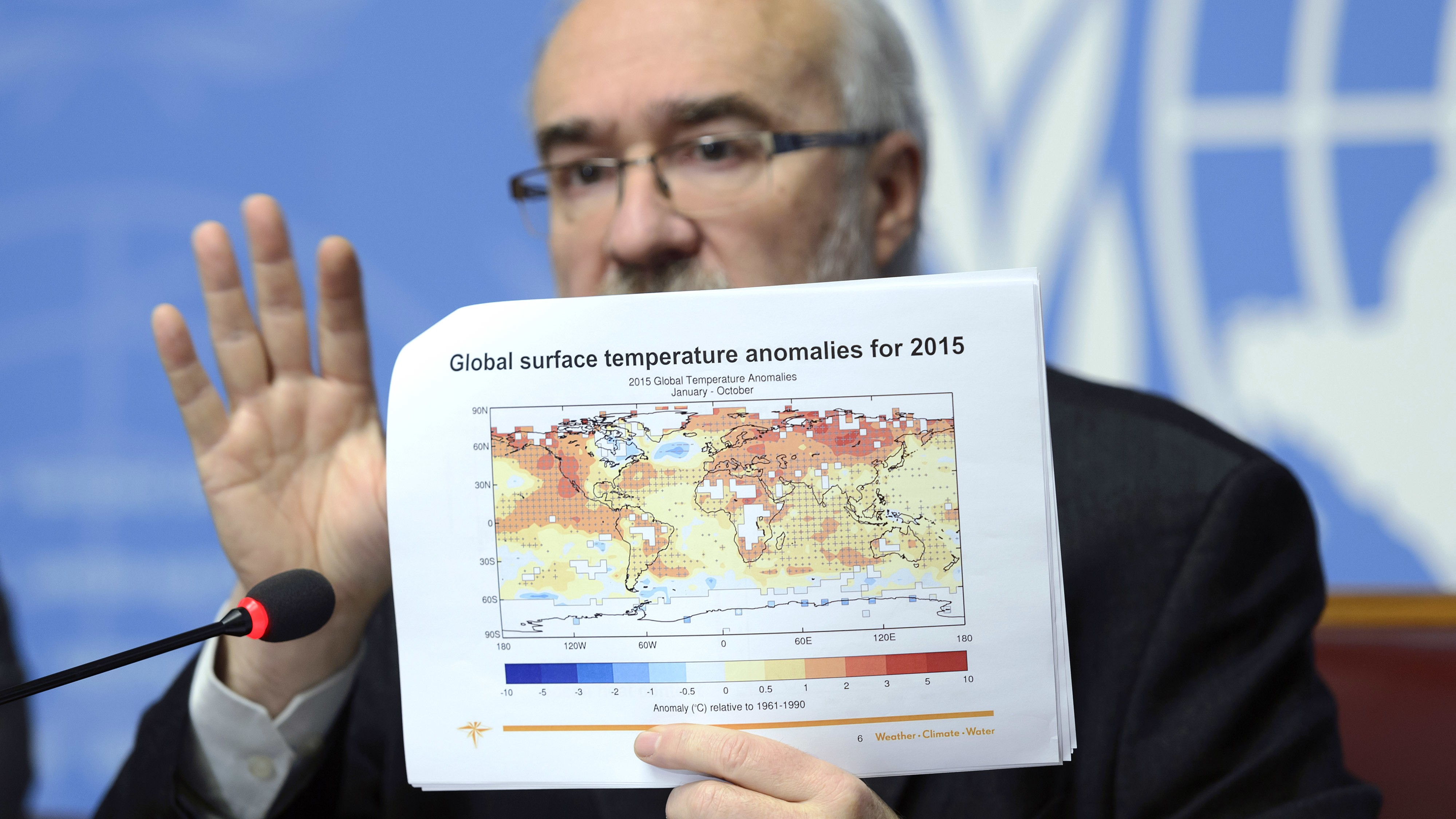 Shocker: 2015 Is Going to Be the Hottest Year on Record