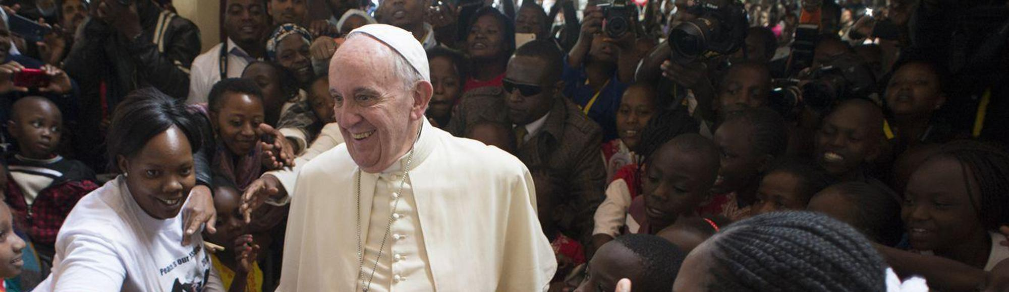 Activists Ask Pope to 'Help Us Cure One of the Worst Diseases in Africa: Homophobia'