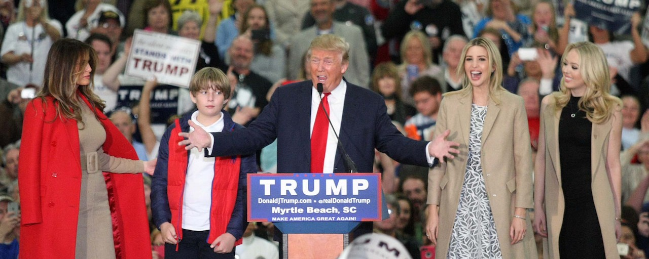 Donald Trump Accuses New York Times Reporter of Using Disability to 'Grandstand'
