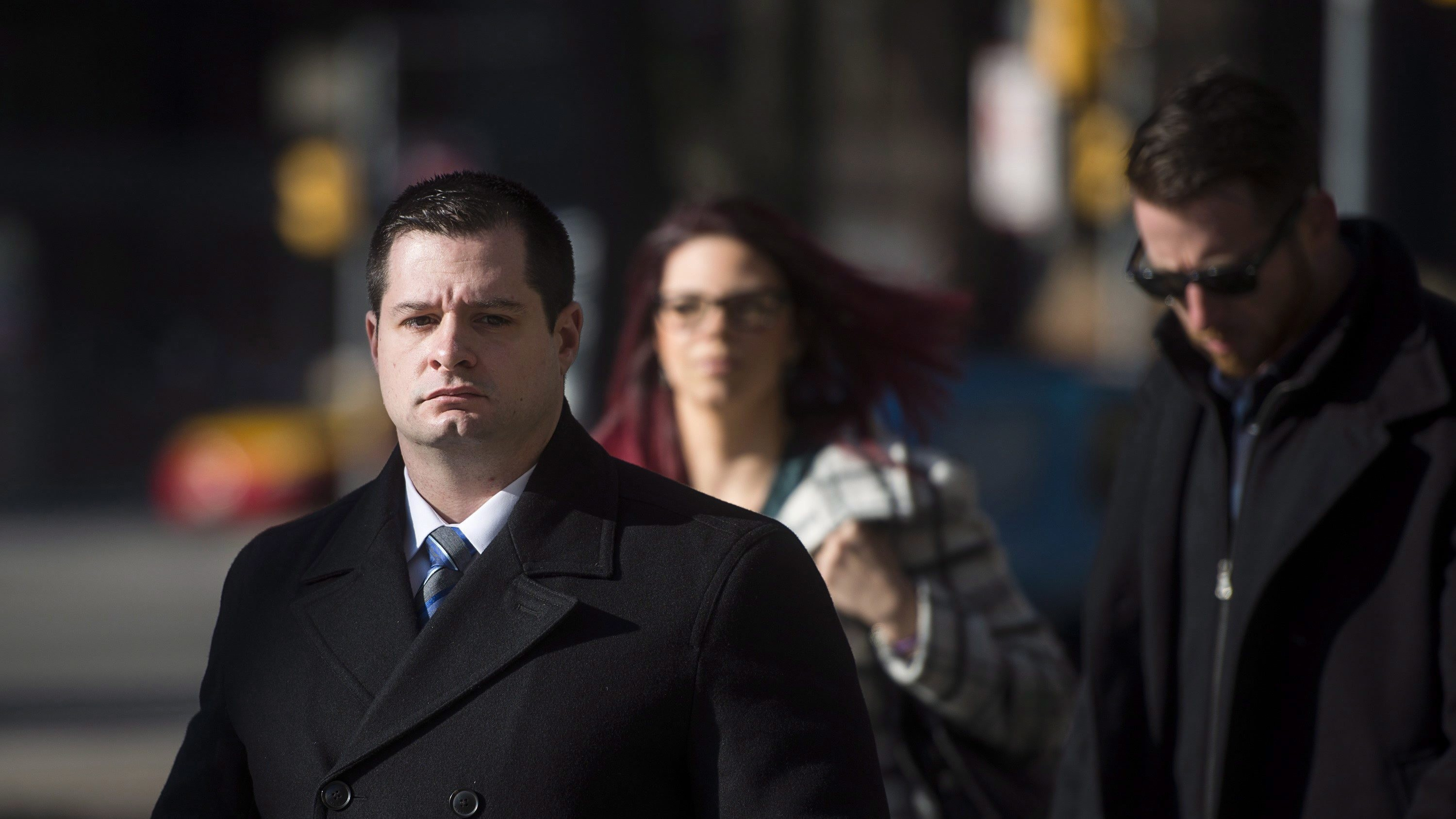 A Cop on Trial for Murder in Toronto Breaks His Silence