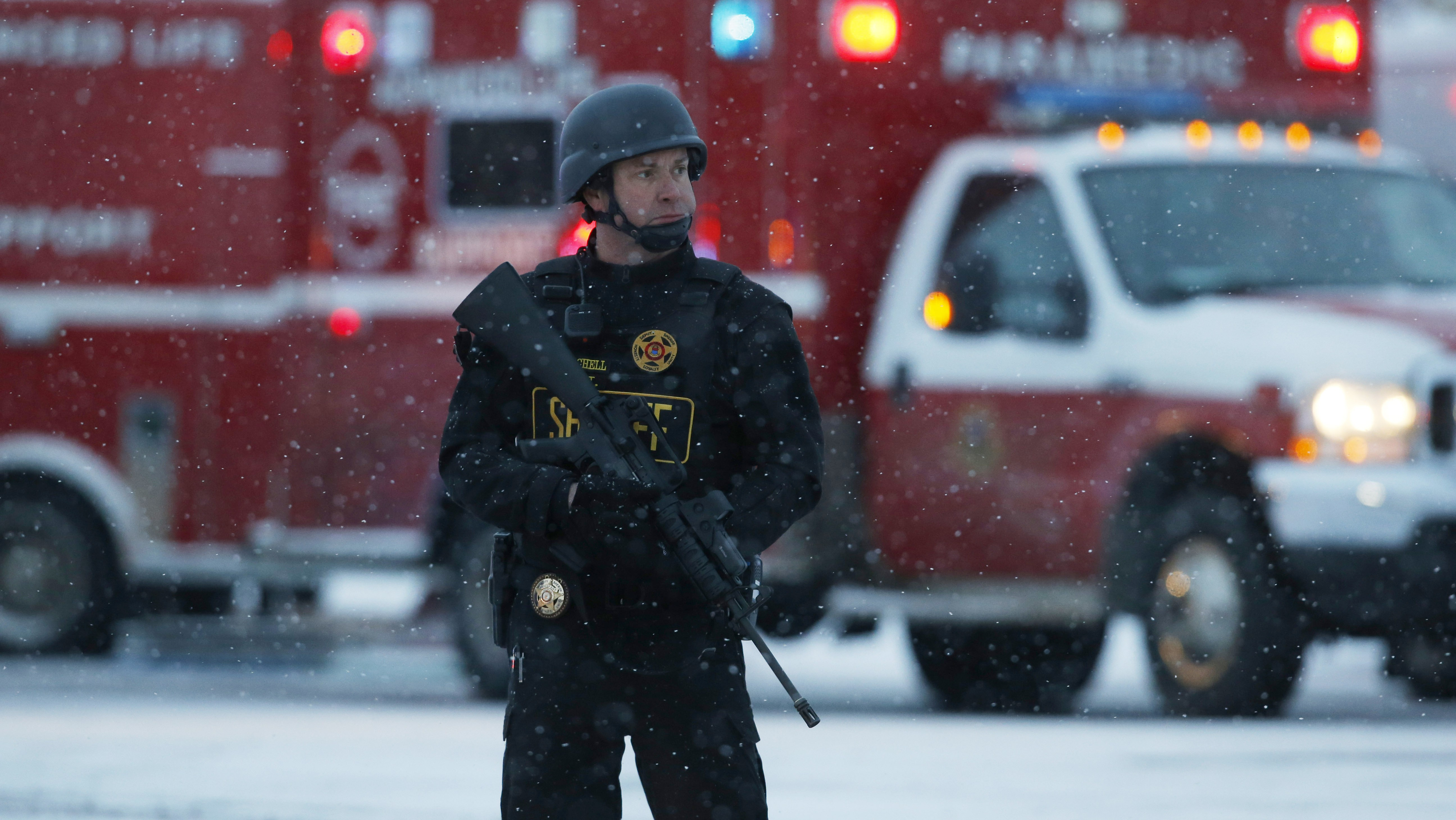 Here's Everything We Know So Far About the Planned Parenthood Shooting in Colorado