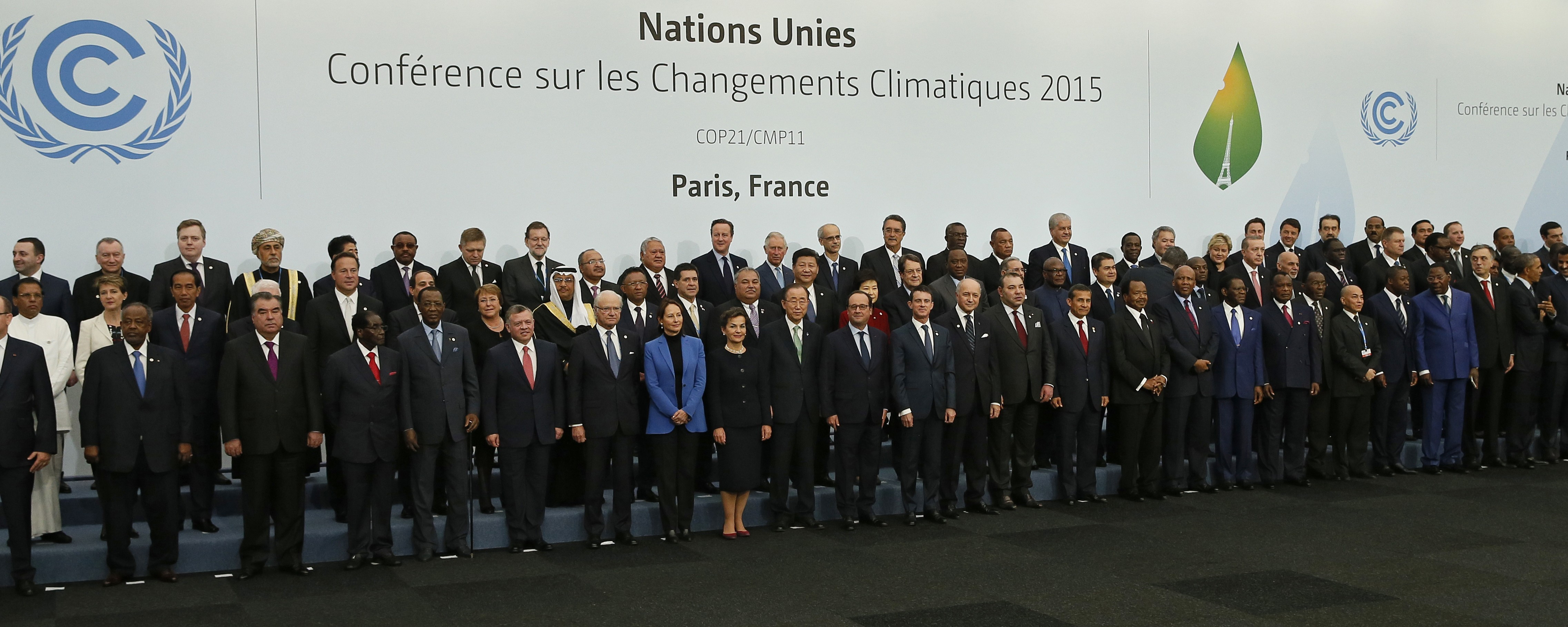 Leaders Link Climate Change And Terrorism at Opening of Paris Climate Summit