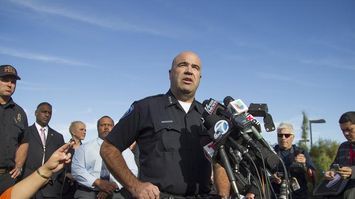What We Know So Far About the Suspects in The San Bernardino Shooting