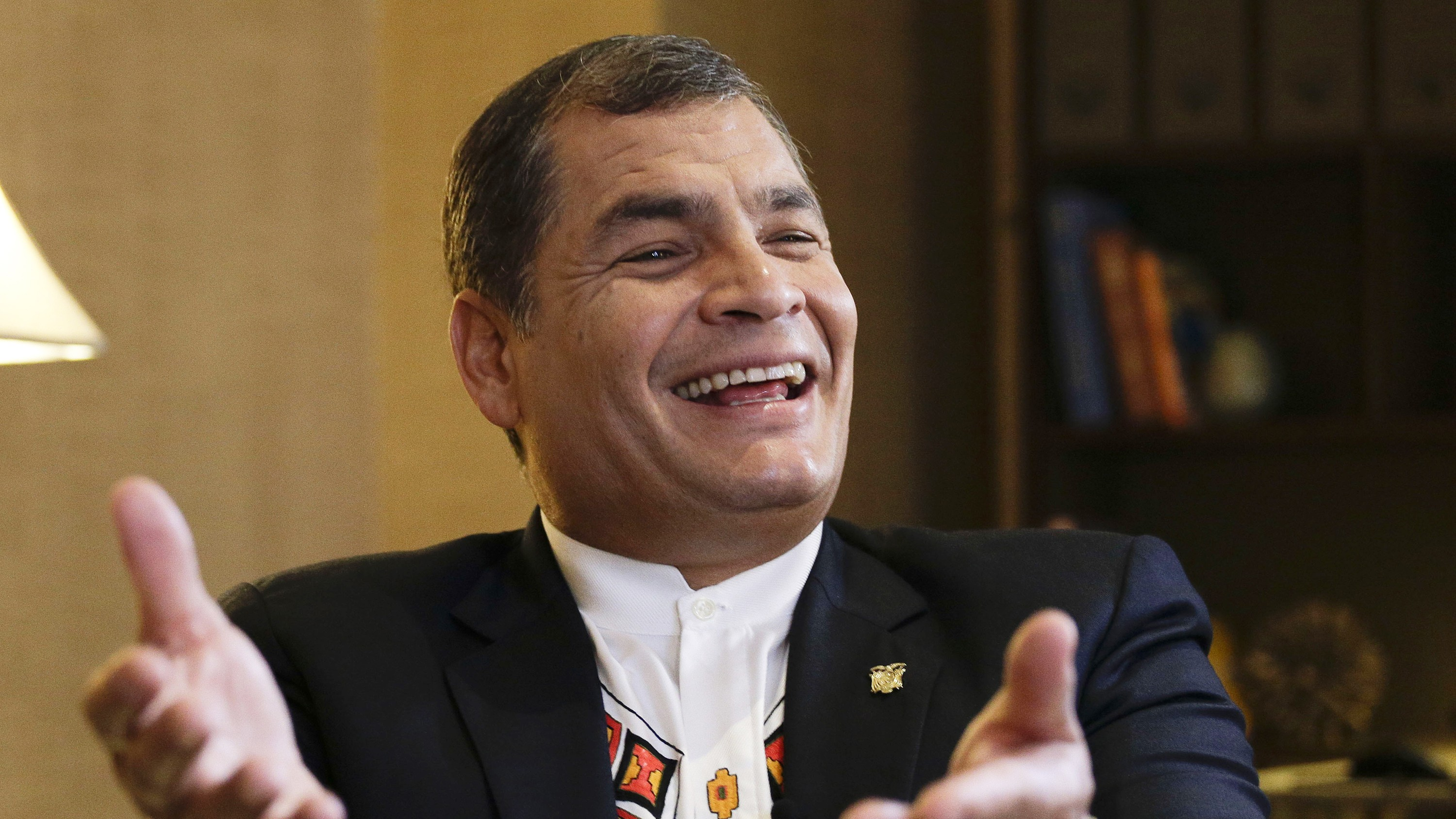 President for Life? It Will Be Possible in Ecuador in 2021