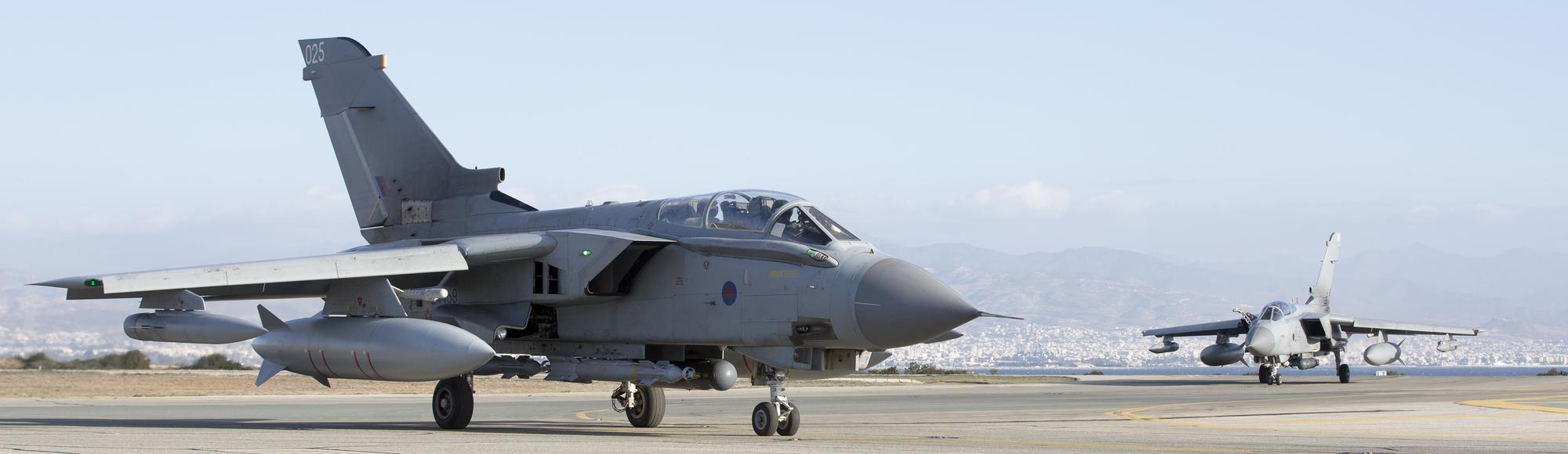 A Little Bombing, a Lot of Surveillance: What Britain Brings to the Syria Air War