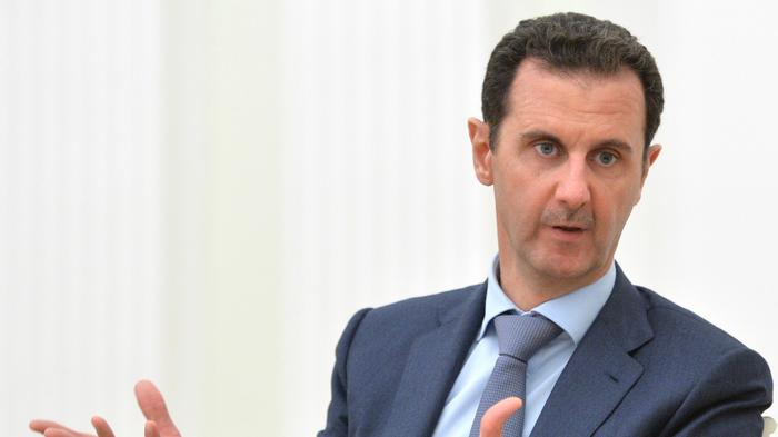 The US May Have Just Attacked the Assad Regime for the First Time