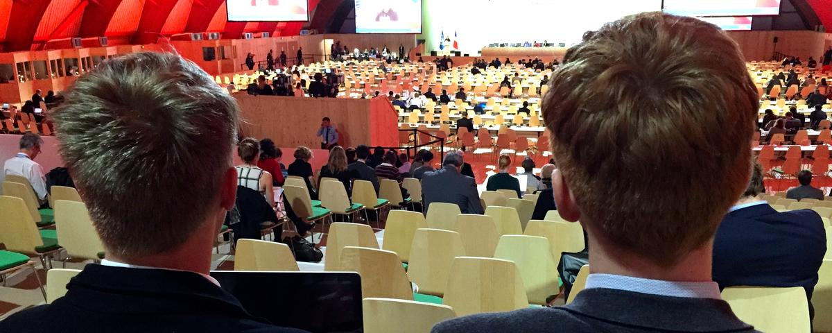 Meet the 20-Somethings Who Have Been Tracking the Paris Climate Talks in a Google Doc