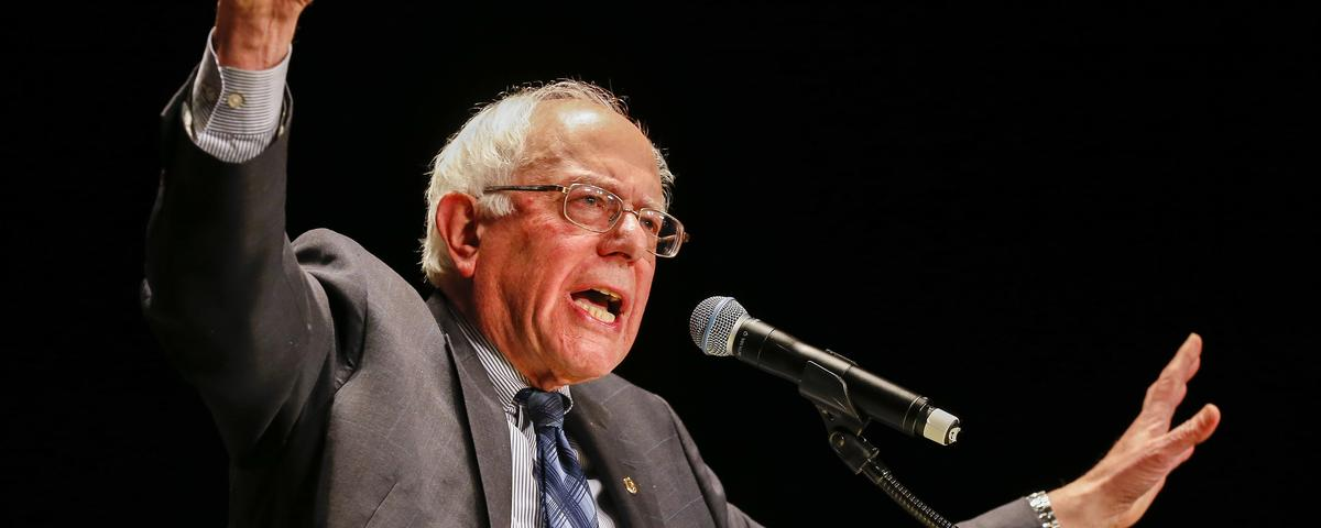 Bernie Sanders Has a Record Two Million Campaign Donations — and That's a Huge Deal