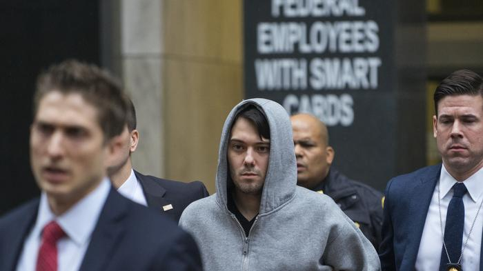 Hated 'Pharma Bro' Martin Shkreli Arrested on Fraud Charges