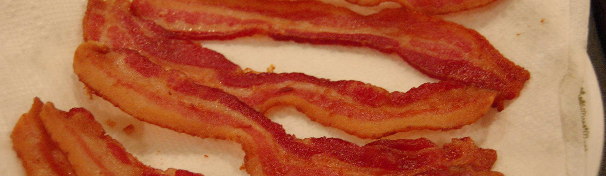 No, Bacon Isn't Better for the Environment Than Lettuce