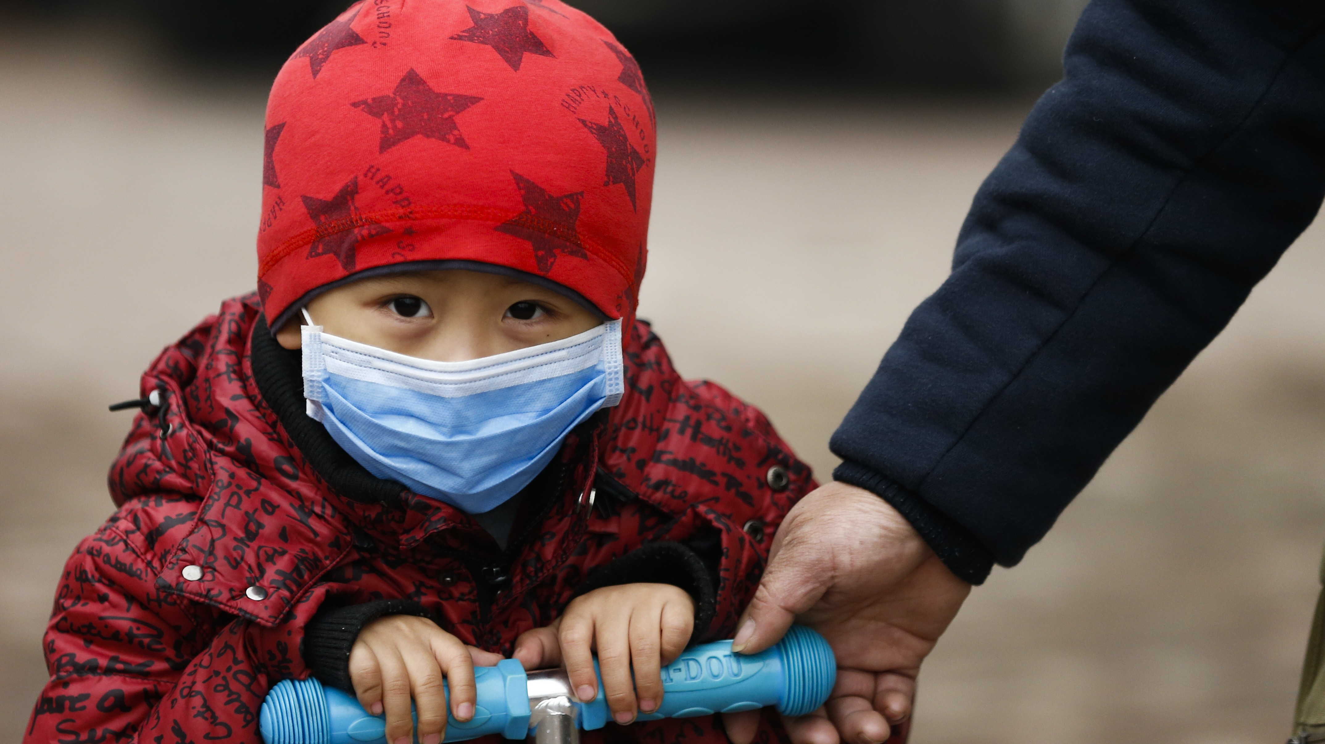 China Could Be Hit With Its Worst Air Pollution of the Year This Weekend