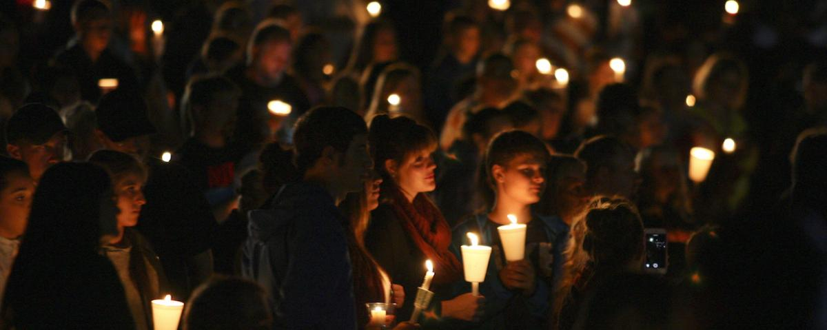 This is What the Year in Mass Shootings in The US Looked Like
