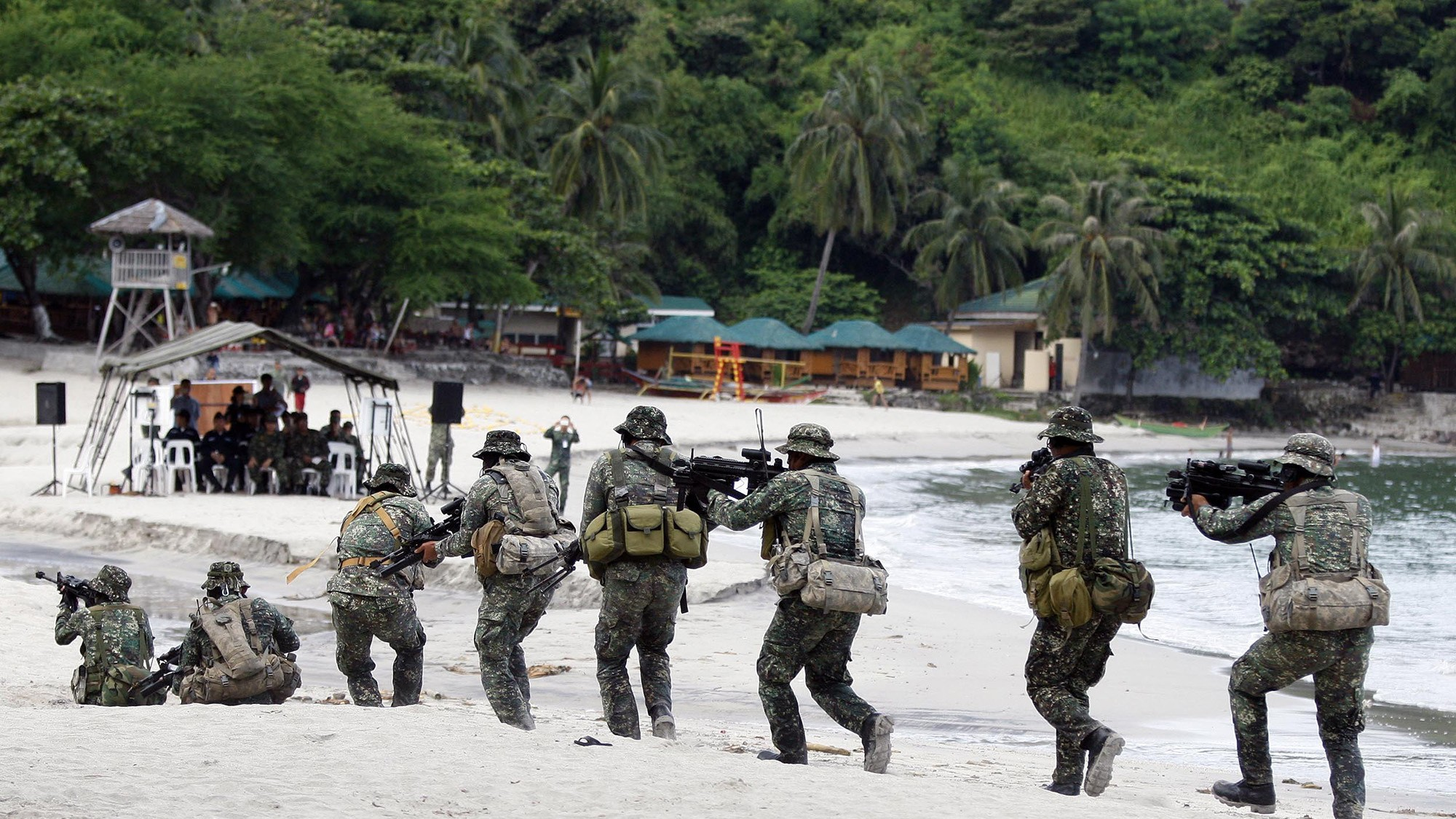 A New Incident Between China and the Philippines May Be Looming