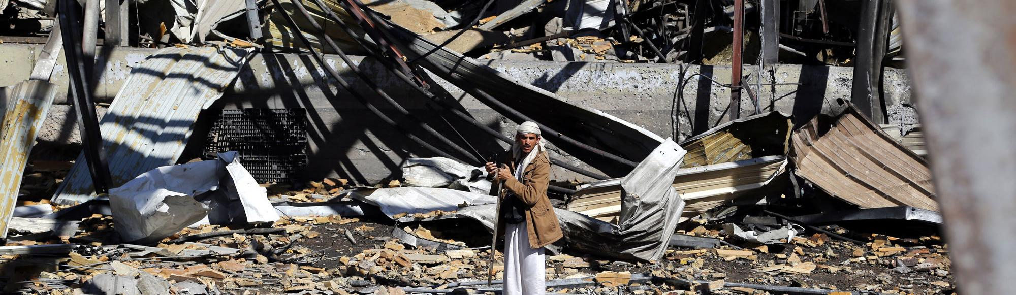 This Was the Year Yemen Was Destroyed