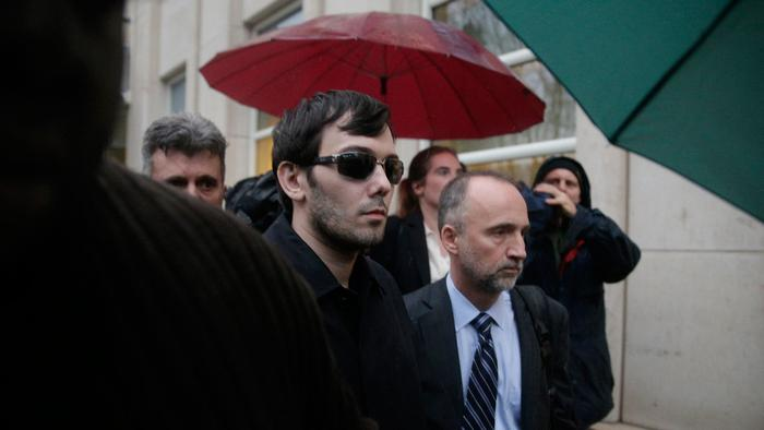 Hated 'Pharma Bro' Martin Shkreli's Former Pharmaceutical Company Files for Bankruptcy