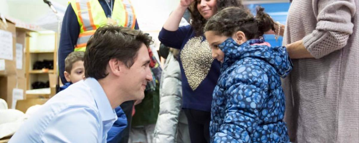 The Year Canada Woke Up to the Syrian Refugee Crisis